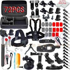 Accessories Kit Mount for Gopro Go pro HD Hero 5 4 session 3+ 3 2 SJCAM SJ4000