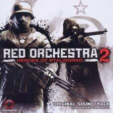 Red Orchestra 2: Heroes Of Stalingrad - Original Video Game Soundtrack (NEW CD)