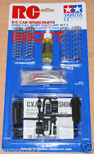 TAMIYA 50520 C. VETERANI Short Shock Unit Set II (pranzo Box/Midnight Pumpkin) Nuovo con imballo