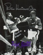 Rubin Hurricane Carter Emile Griffith10x8inch Re-Pro Signed Autographed Photo