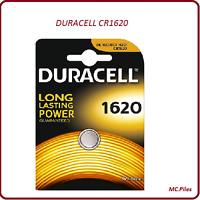 Batterie a bottone Duracell 3V litio CR2430