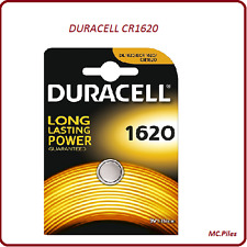 1 Pile Cr-1620- Dl-1620 Duracell Bouton Lithium 3v DLC 2026