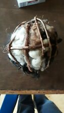 Grapevine Bird Nesting Ball Stuffed with Alapca Fiber