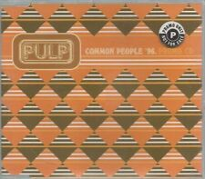 PULP rare CD COMMON PEOPLE '96 PROMO CD