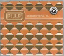PULP rare CD COMMON PEOPLE '96 PROMO CD Jarvis Cocker