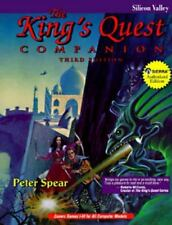 The King's Quest Companion : Covers Games I-VI by Peter Spear (1992, Paperback)
