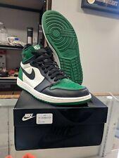 Size 10.5 Jordan 1 Retro High OG Pine Green 555088 302 OG All Fast Ship VNDS
