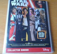 TOPPS STAR WARS The Force Awakens 207 cards Full Set + ALBUM+LTD luke skywalker