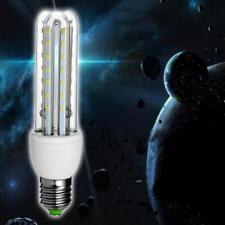 E27 White 16W LED SMD2835 Corn Light Bulbs 3U Shape Lamp Energy Saving