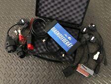 PROFI OBD2 Bluetooth Aluminium Diagnosegerät + Diagnosesoftware + Kabelsatz