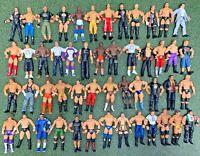 Various WWE / Wrestling Action Figures - Multi Listing - Jakks / Mattel (A)