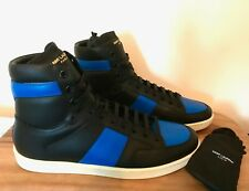 Saint Laurent YSL High Top Sneakers Size 41/7