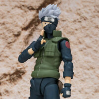 New S.H.Figuarts Soul limit NARUTO Hatake Kakashi  Action Figure Toy In Box