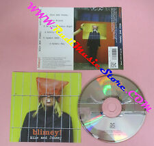 CD BLIMEY! Mike And Johnny 1998 Belgium 62TV RECORDS  no lp mc dvd (CS63)