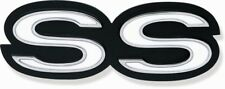 "1967 CAMARO STD & 1967 1968 RS "" SS "" GRILLE EMBLEM W/ RETAINER NEW # 867"