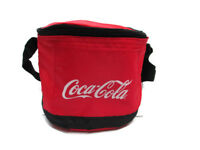 Coca-Cola  Round Cooler Bag Lunch Bag 6-pack - BRAND NEW