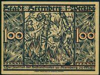 RAREST GERMAN ANTISEMITIC NOTGELD SET! JEWS BURNED AT STAKE FOR HOST DESECRATION