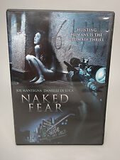 Naked Fear (DVD, 2008)