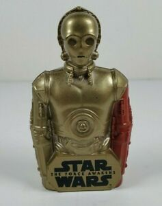 Star Wars The Force Awakens C-3PO Droid Viewer Toy 2015 General Mills Cereal
