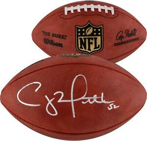 Clay Matthews Green Bay Packers Autographed Duke Pro Football - Fanatics