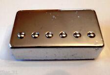 Stock B Humbucker bridge 11,8 chrome pour toute guitare