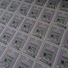 FEUILLE SHEET CILICIE N°16 x50 1919 (VARIÉTÉ) NEUF ** MNH COTE 1100€ RARE!