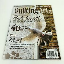 Quilting Arts Magazines - Lot of 2 - Dec/Jan 2020 + Feb/Mar 2020 - FREE SHIPPING