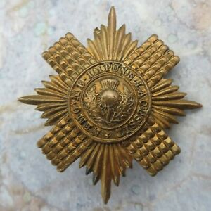 The Scots Guards British Army/Military Hat/Cap Badge