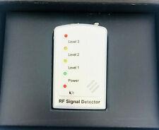 Anti Spy Hidden Bug Detector GSM GPS WIFI Audio Signal Finder RF Tracker Open Bx