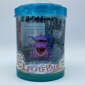 Little Pals Micropets Sumo Dragon Electronic Interactive Toy NEW IN PACKAGE