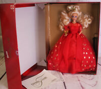 MATTEL EVENING FLAME BARBIE 1991 LIMITED EDITION! STILL IN BOX! BLONDE