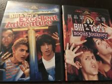 2-Disc DVD - Bill & Ted's: Excellent Adventure / Bogus Journey (Originals)