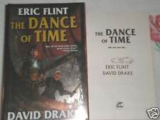 THE DANCE OF TIME by ERIC FLINT & DAVID DRAKE *SIGNED*
