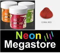 2 x Coral Red La Riche Directions Hair Dye - Semi Permanent Hair Colour