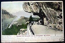 Switzerland~1904 BRUNIG~ Haslithal mit Brienzer See