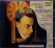 RACHMANINOFF - A WINDOW IN TIME (TELARC) NEU + OVP