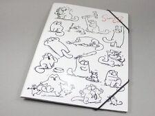 Simons Cat Sammelmappe A4 mit Gummizug