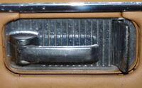 JAGUAR XJ 12 6 Serie II Türgriff Türöffner Betätigung hinten links innen Chrom 2