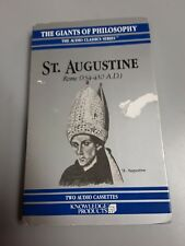 St Augustine : Rome (354-430 A.D.) Giants of Philosophy Series Cassette Tapes