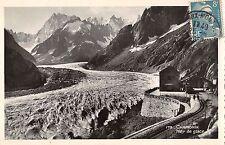 Br45059 Chamonix mer de glace tren chemin de fer railroad france