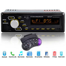Spiffy Stereo FM Radio MP3 Audio Player Support Bluetooth Phone with USB/SD MMC