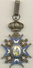 "Serbia Serbian Royal Commander Order - "" St Sava"" - Comander Cross"