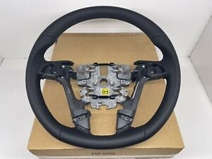 NOS Genuine Brand New Holden VE SSV Perforated Leather Steering Wheel HSV SV6 SS