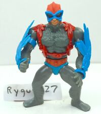 MOTU, Stratos, blue wings, Masters of the Universe, figure, complete, He Man