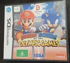 Nintendo DS Mario & Sonic at the Olympic Games - PAL