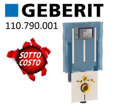 Geberit COMBIFIX cassetta per WC sospeso Sigma 8 cm 110.790.00.1