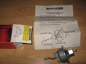 NOS Ford Bronco Distributor Vacuum Advance DD-780 D7TZ-12370-B LTD Torino OEM