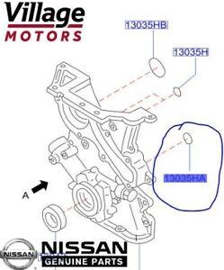 Genuine Nissan Pulsar N16 2000-2006 | Seal, O-Ring | 21049-4M500