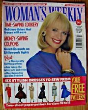 Weekly Woman's Weekly Magazines for Women