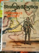 STRATEGY & TACTICS 101-CROMWELL'S VICTORY Game-New/UNPUNCHED